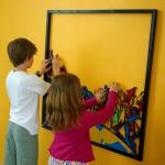 Puzzle Terre Max et Axelle