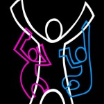 Petit Tablo 019 les Enfants acrobates