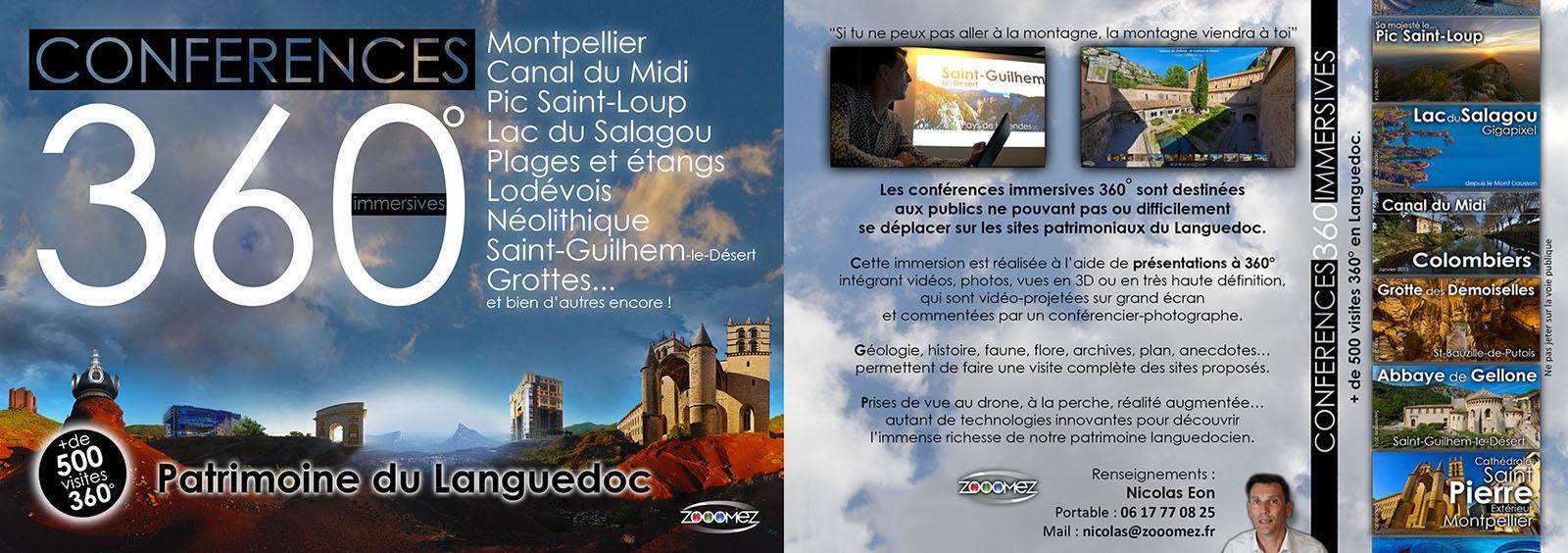 Flyer conférence 360